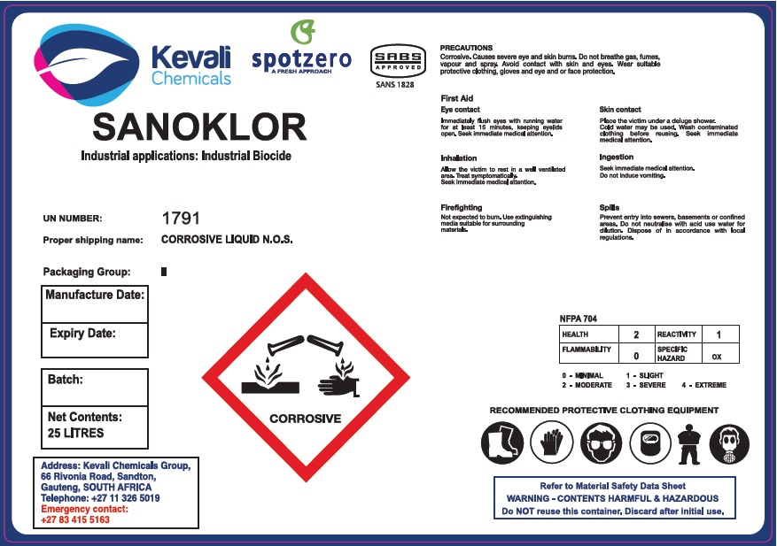 Labels Chemical