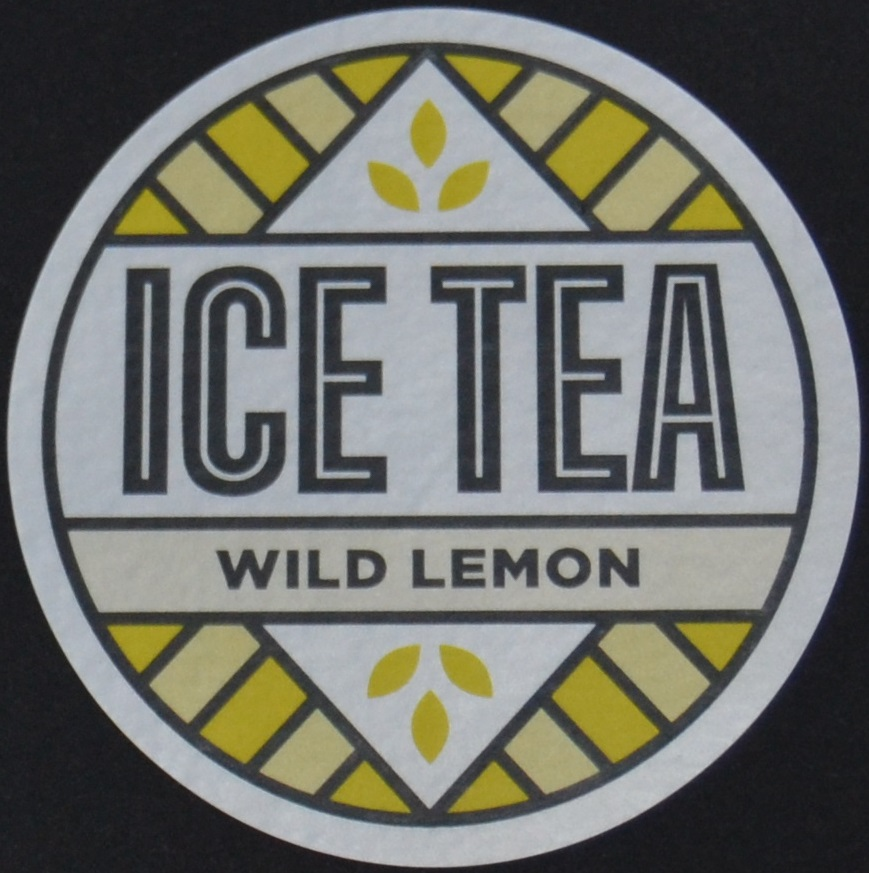labels - stickers ice tea