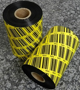 Wax Ribbon Labels for Africa